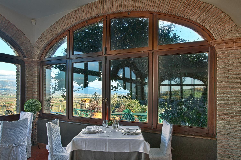 """La Veranda Di Campagna ristorante """"la veranda"""" - poggio degli olivi"""